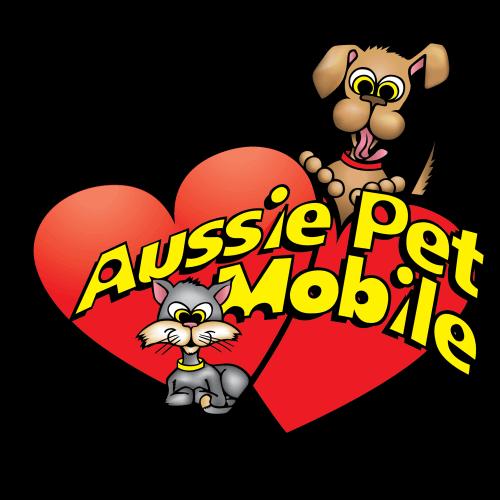Aussie Pet Mobile Logo